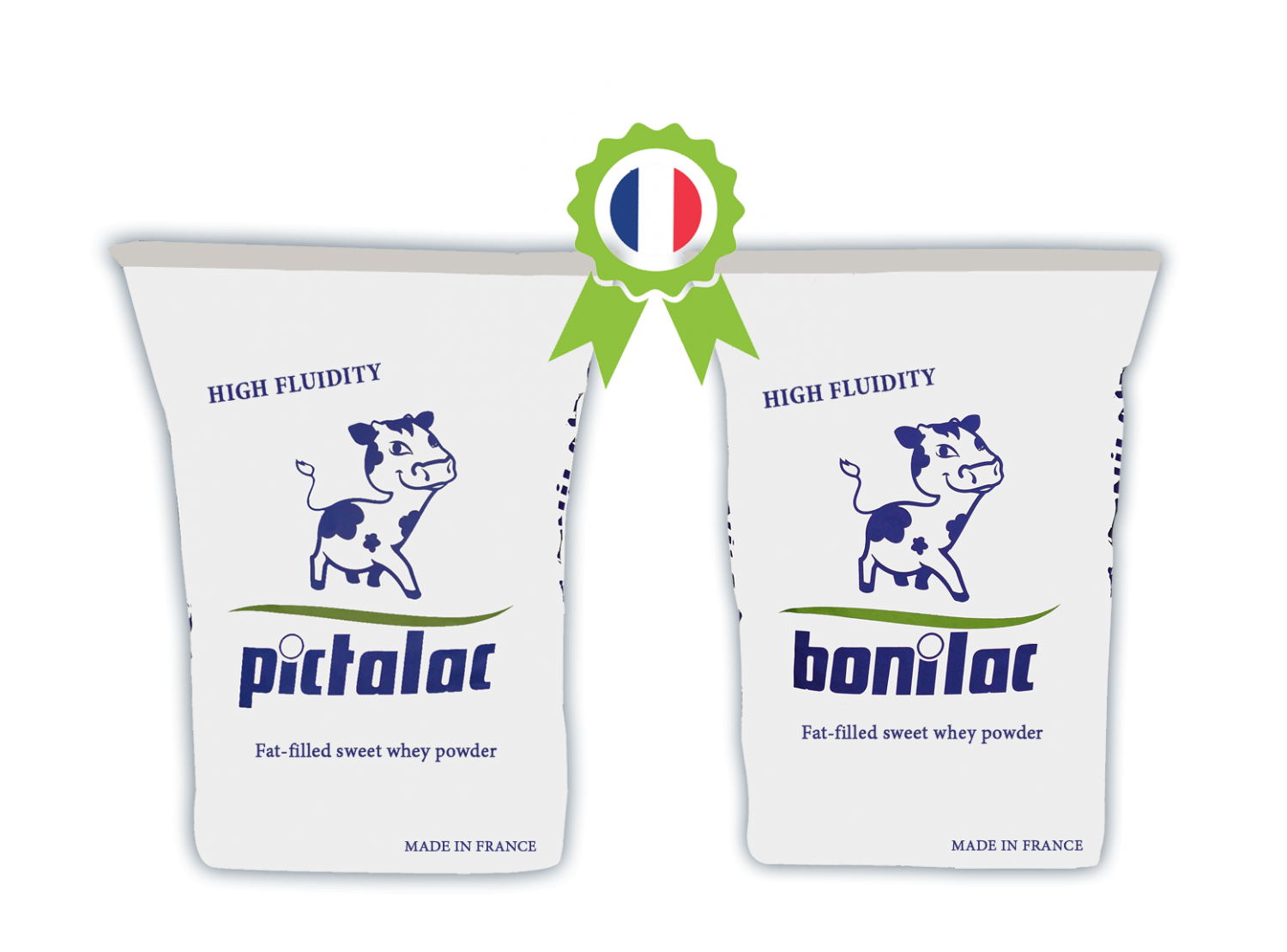 Bonilait, tailor made dairy ingredients